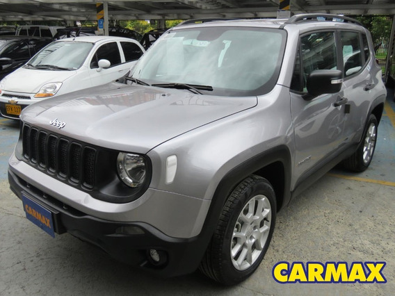 Jeep Renegade Sport 1.8 Aut Financiacion Hasta El 100%