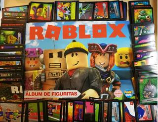 Figuritas Roblox Completa El Album De Tu Hijo/a