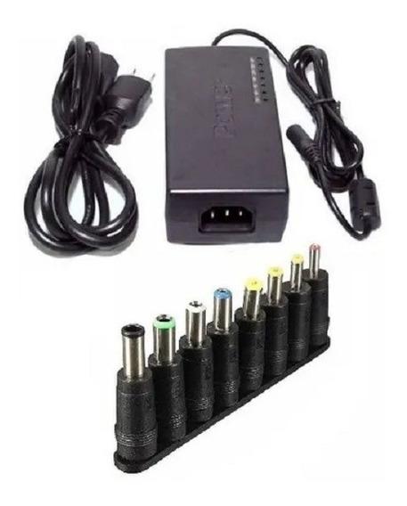 Fonte Carregador Universal Notebook Adaptador Power 12 A 24v