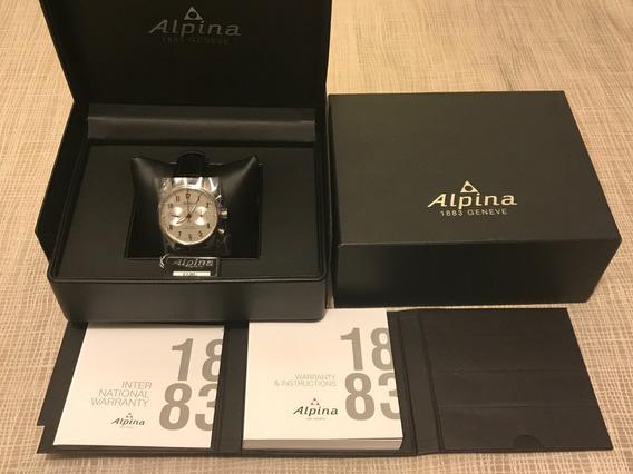 Alpina Geneve Automatico Startimer Automatico 100% Original