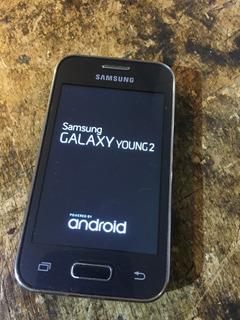 Samsung Galaxy Young 2 (sólo Movistar) Impecable - La Plata