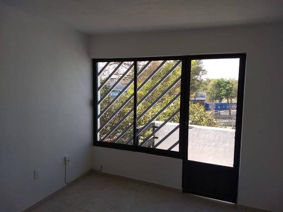 Departamento En Renta Calzada De Tlalpan, Conjunto Urbano Tlalpan