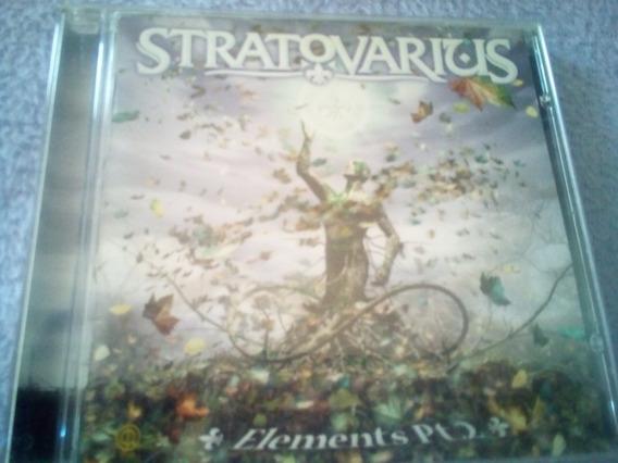 Cd Stratovarius