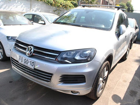 Volkswagen Touareg 4.2 At 2013
