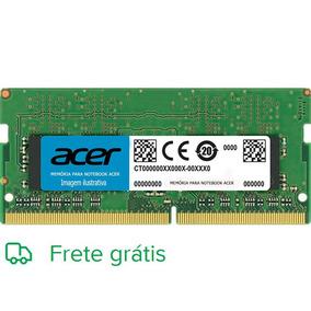 Memória 4gb Ddr3 Notebook Acer 1420p Mm1uc