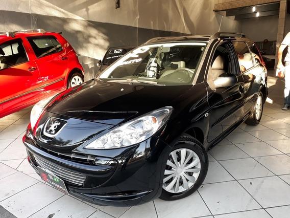 Peugeot 207 Sw 1.4 Xr Sport Flex 5p 2012