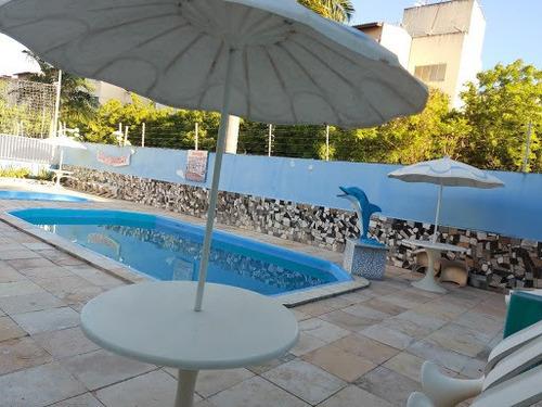 Apartamento Com 2 Dormitórios À Venda, 45 M² Por R$ 150.000,00 - Parque Dois Irmãos - Fortaleza/ce - Ap1223