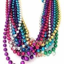 Collar Perlas Fiesta Evento Batucada