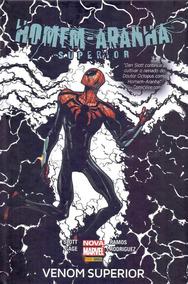 Homem Aranha Superior Venon Superior