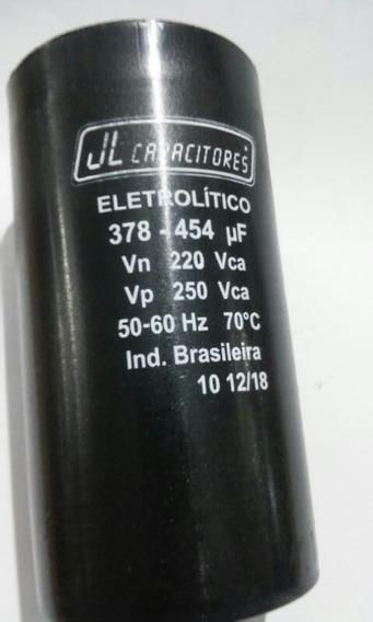 Capacitor Eletrolitico 378-454uf 220v Jl