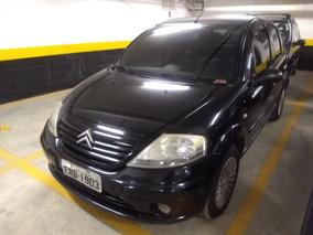 Citroën C3 1.6 16v Exclusive Flex 2008 Financio Sem Entrada
