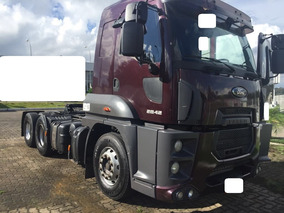 Ford Cargo 2842 6x2 Ano 2013/2013