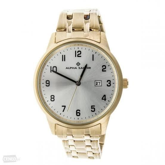 Relógio Alpha Saphir 313j By Jacques Lemans