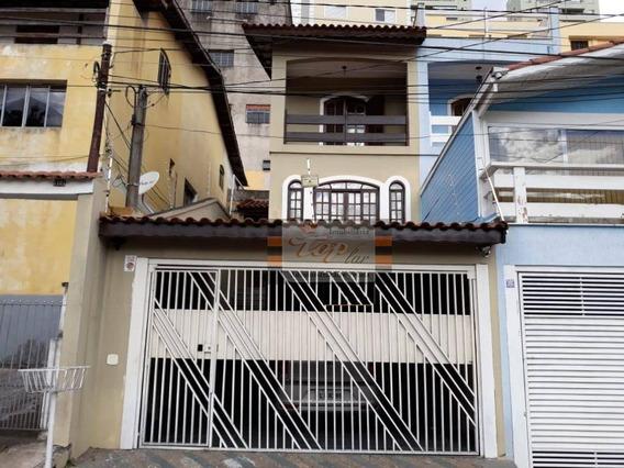 Sobrado Com 3 Dormitórios À Venda, 114 M² Por R$ 750.000 - Jardim Cidade Pirituba - São Paulo/sp - So0678