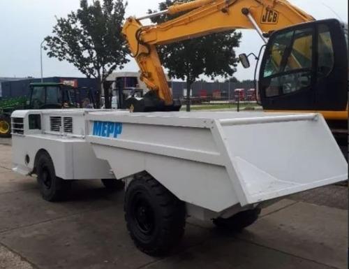 Imagen 1 de 11 de Dumper Minero Nuevo 2020- Mepp 406- 7.5 Tn Perfil Bajo-europ