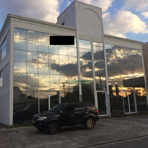 Imagem 1 de 17 de Prédio, 315 M² - Venda Por R$ 2.000.000,00 Ou Aluguel Por R$ 15.000,00/mês - Urbanova - São José Dos Campos/sp - Pr0012