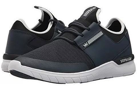 Zapatillas Supra Flow Run Navy White