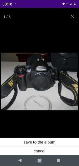 Nikon D40x - Equipamento Completo. Flash Nikon Sb-800