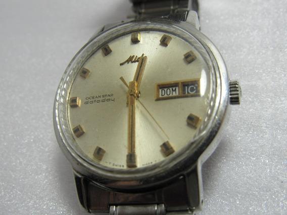 Relógio Mido Ocean Star Datoday, Automático.
