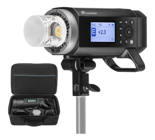 Flash Ad400 Pro Godox Hss Ttl Lithio Canon Nikon Sony Msi