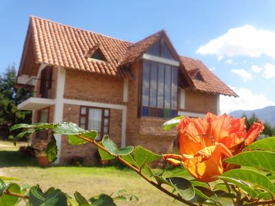 Villa De Leyva Cabaña El Refugio Alquiler Vacacinal