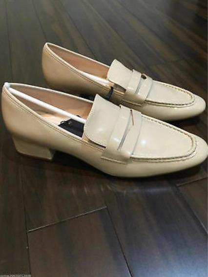 Zapatos Mocasin Zara No Mishka Paruolo Sarkany Cher Hym