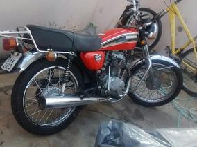 Honda Cg 125; 1977