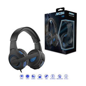 Fone Gamer Headset Usb Universal Fo-0822