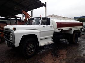 Caminhão Toco Tanque Pipa Ford F13000