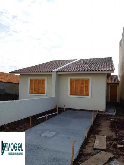 Casa Com 2 Dormitório(s) Localizado(a) No Bairro Vila Nova Em São Leopoldo / São Leopoldo - 32011636