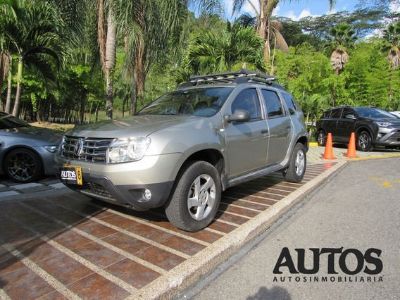 Renault Duster Expression Mt Cc1600