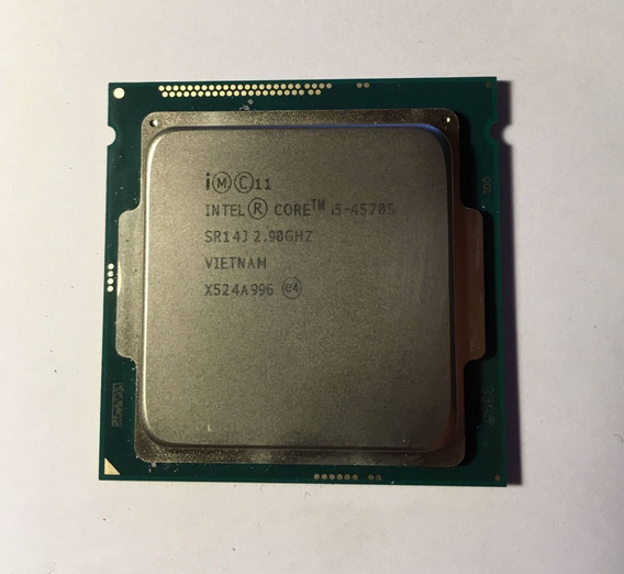 Intel Core I5 4570s 3.6 Ghz + Cooler + Garantia