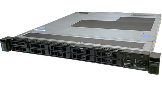Server Lenovo Sr250 Xeon E-2124 4c