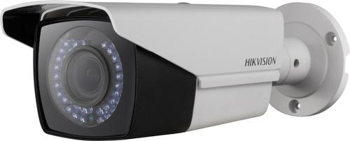 Imagen 1 de 5 de Camara Seguridad Hikvision Varifocal 1080p 2mp 16d0t Vfir3f