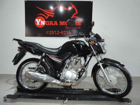 Honda Cg Fan 125i Ks 2017 Linda