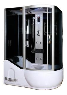 Cabina De Ducha Ecocesa Radio Fm/luz Mod. F22- 150x85x215