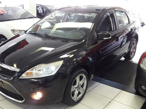 Focus Sedan Glx 2009 2.0 Flex Automatico