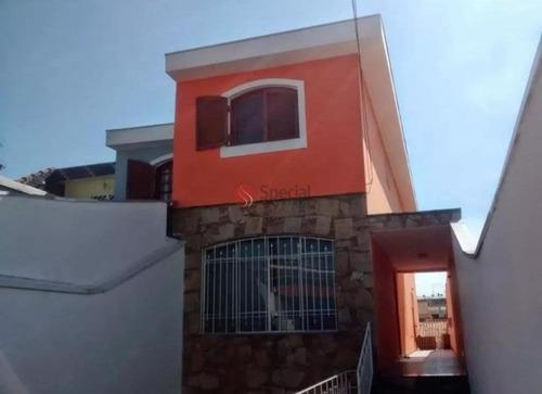 Sobrado Com 3 Dormitórios 196 M² - Água Rasa - São Paulo/sp - Af19844