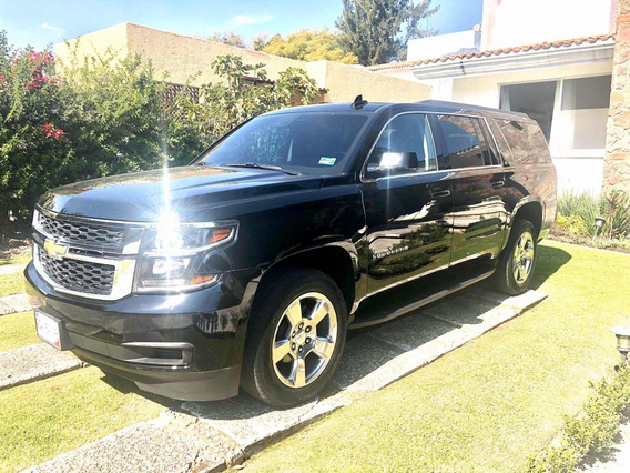 Chevrolet Suburban 5.4 Lt Piel Cubo At 2018