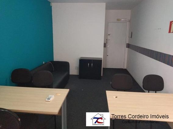 Sala Mobiliada Taboão Da Serra - Sa0033