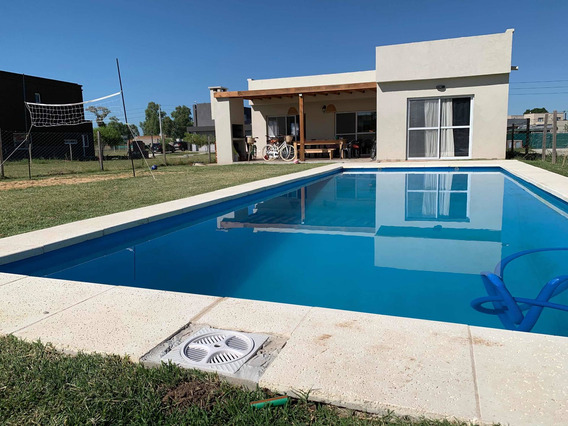 Espectacular Casa Pilar Del Este 20% Off Escucho Oferta