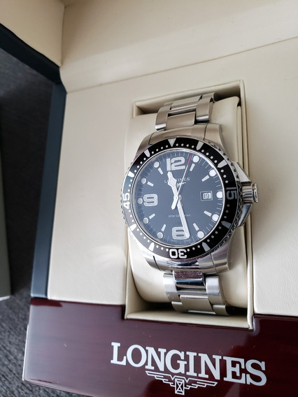 Relogio Longines Hydroconquest Quartz 39mm