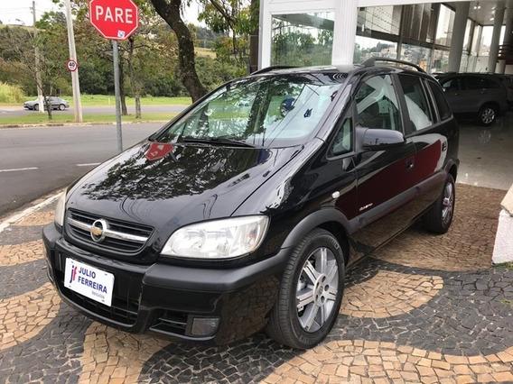 Chevrolet Zafira 2.0 Elegance Automático Preta 2012