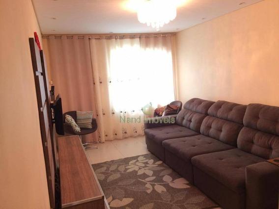 Sobrado Com 3 Dormitórios À Venda, 180 M² Por R$ 580.000 - Itaquera - São Paulo/sp - So0140