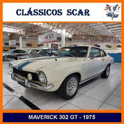 Imagem 1 de 15 de Maverick 5.0 - 302 Gt  V8 - 1975