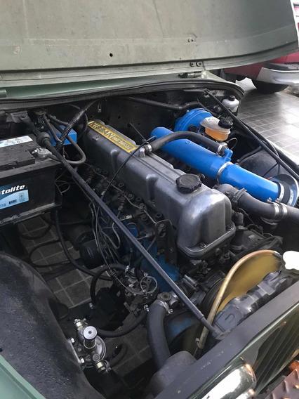 Ika Jeep Ika Corto 4x2