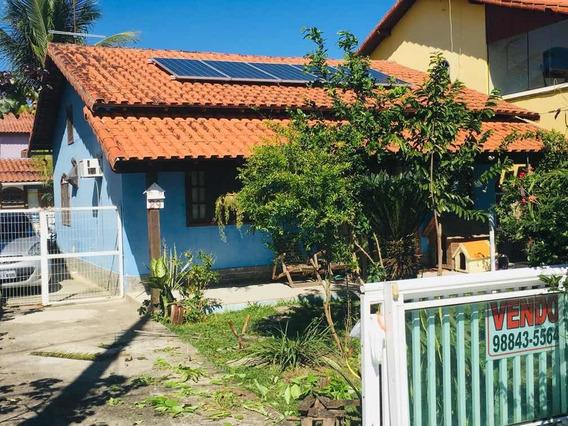 Vendo Casa Em Condomínio Em Maricá