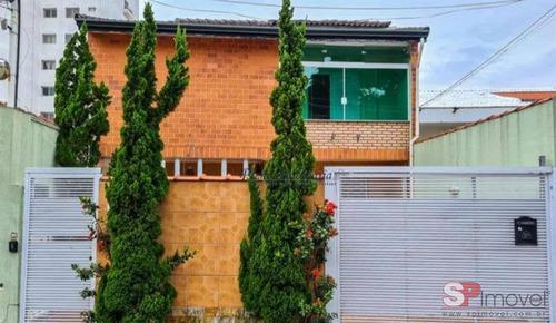 Imagem 1 de 20 de Sobrado Com 3 Dormitórios À Venda, 240 M² Por R$ 1.117.000,00 - Vila Mazzei - São Paulo/sp - So0495