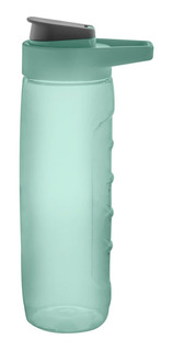 Garrafa Água Gelo Para Academia Squeeze Fitness Soft 660ml