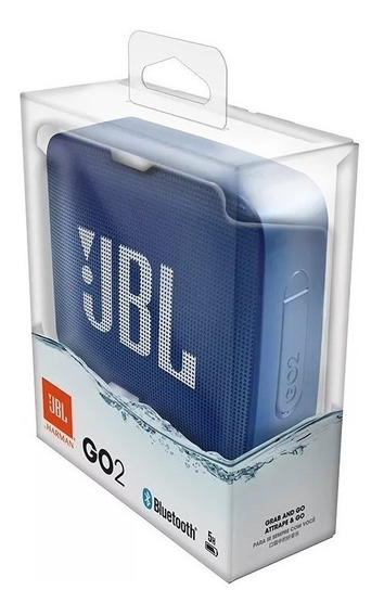 Speaker Bluetooth Jbl Go2 Original Varias Cores